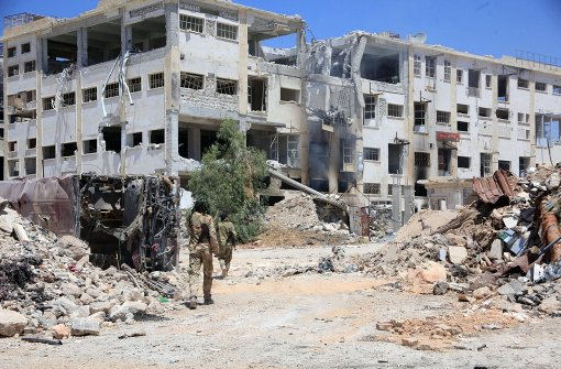 Drei Fluchtrouten für Zivilisten
