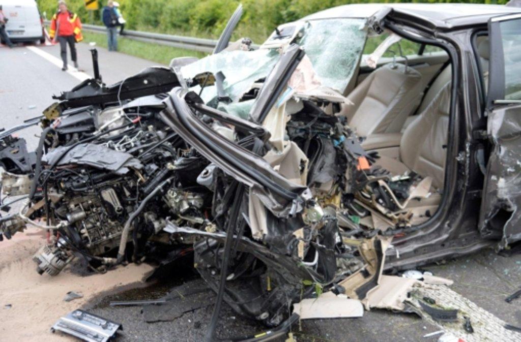 Geisterfahrer Unfall