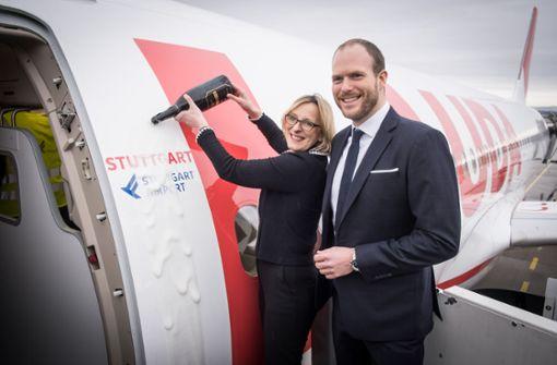 Laudamotion In Stuttgart Billig Airline Fliegt Nun Auch Nach Wien