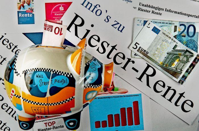 Rentenversicherung - aktuelle Themen, Nachrichten & Bilder
