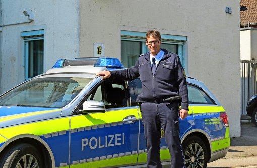 Neuer Leiter der Polizeirevierstation