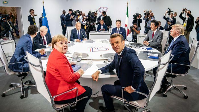 Kosten g7 treffen 2020