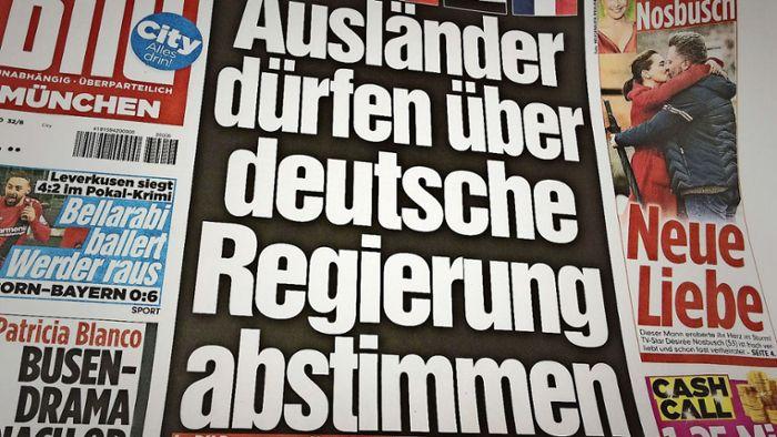 Neueste Nachrichten Bild Zeitung
