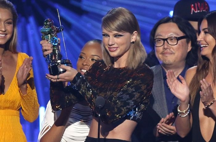MTV Video Music Awards: Taylor Swift räumt  ab