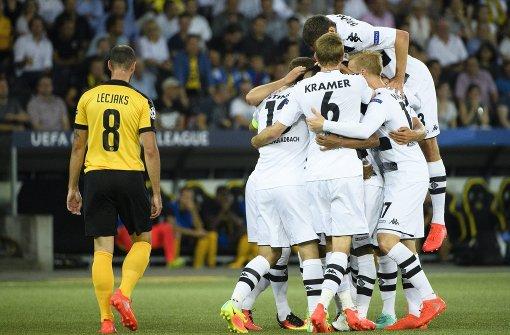 Die große  Chance für Borussia Mönchengladbach
