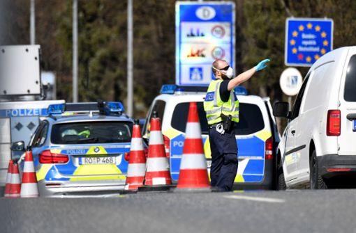 öffnung Grenze Deutschland österreich