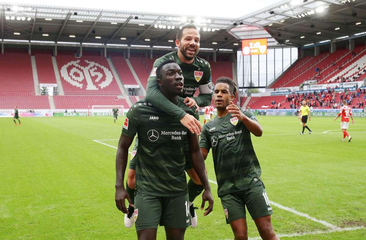 Vfb Gegen Mainz