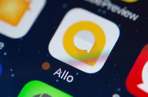 Google startet Messaging-App mit künstlicher Intelligenz