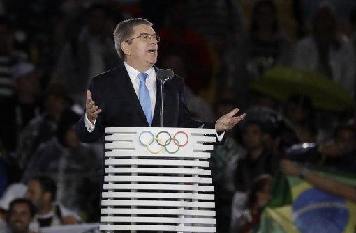 IOC-Präsident Bach soll aussagen