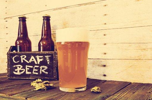 Unser Bier und die neue Craft