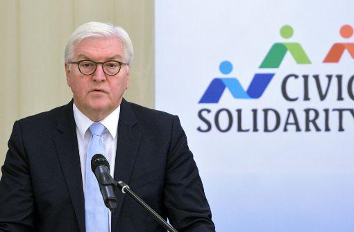 Steinmeier betont Bedeutung der OSZE