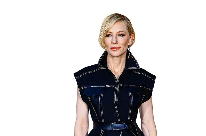 Schaulaufen: Cate Blanchett, Lady in Black
