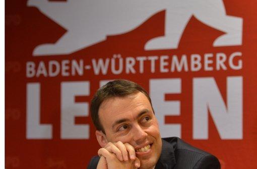Will das Ruder für seine Partei noch herumreißen: Der SPD-Landesvorsitzende, Finanz- und Wirtschaftsminister Nils Schmid. Foto: dpa