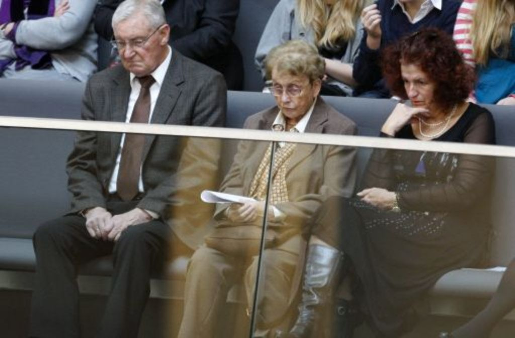 Merkels Eltern