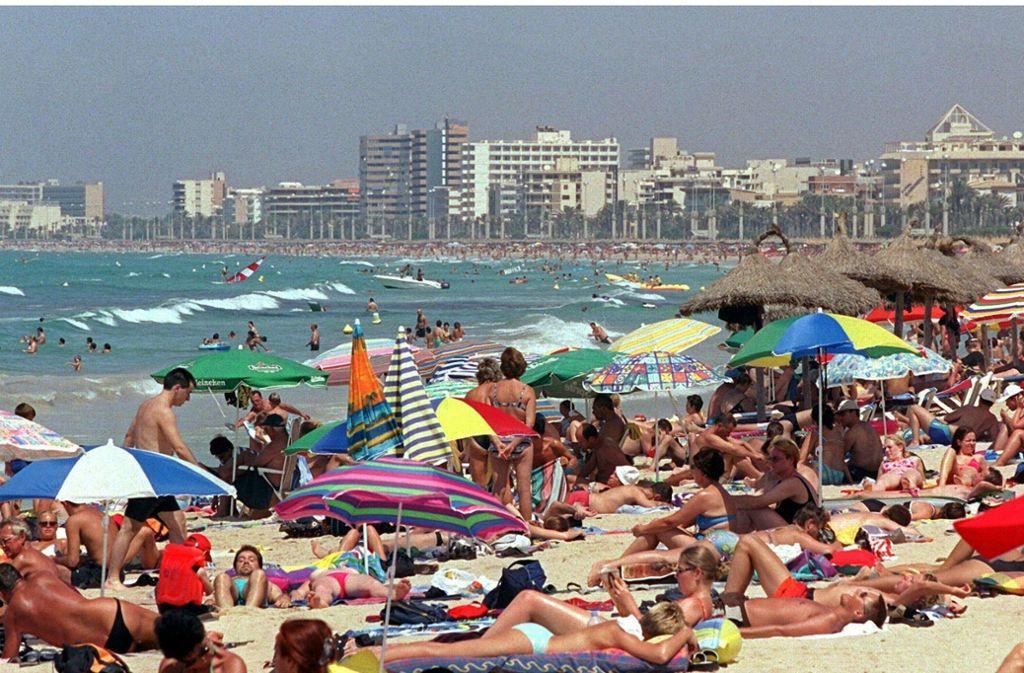 Palma De Mallorca Ballermann