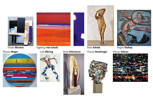 Künstler, Sportler und Kinder