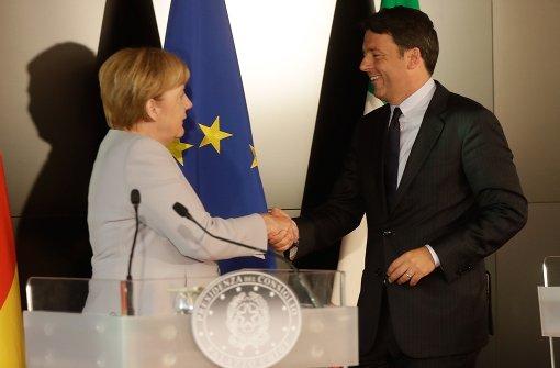 Nicht jeder kann in Europa bleiben