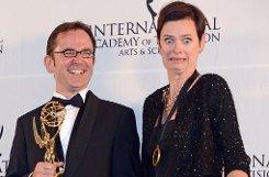 Der deutsche Filmemacher Tristan Chytroschek und Susanne Mertens sind für ihre Folter-Dokumentation Musik als Waffe in New York mit einem Emmy ausgezeichnet worden. Foto: AP