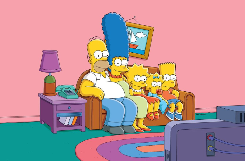 Prosieben Gewinnspiel 2.8.17 Simpsons Haus