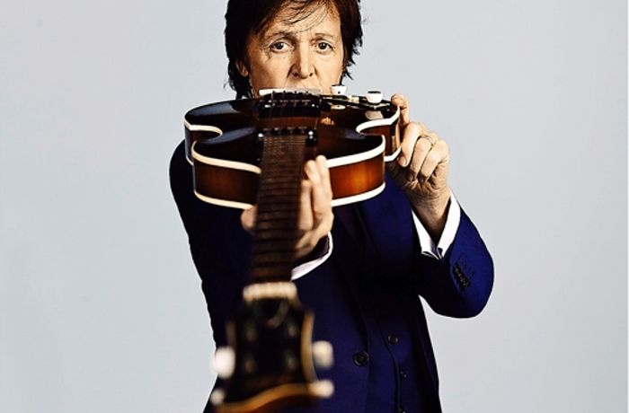"Paul McCartney: ""Ich war nie cool"""