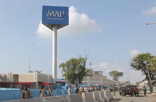 Tote bei Selbstmordanschlag in Mogadischu