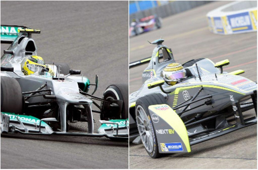 Formel 1 Beschleunigung 0 100