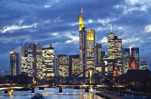 Taumelnde Deutsche Bank