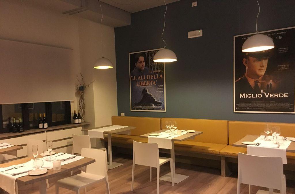 mailands gef ngnis restaurant noble k che hinter gittern panorama stuttgarter nachrichten. Black Bedroom Furniture Sets. Home Design Ideas