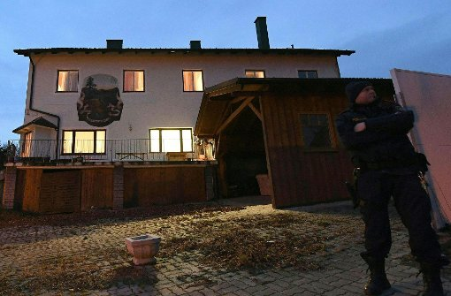 Mehrere Tote in Haus gefunden