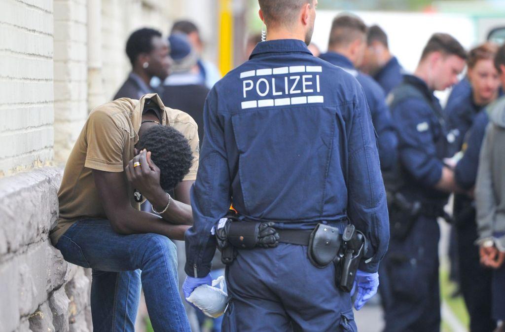 Flüchtlinge Baden-Baden