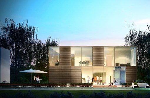 in der wei enhofsiedlung millionenaufwand f r ein zukunftshaus stuttgart stuttgarter. Black Bedroom Furniture Sets. Home Design Ideas