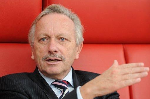 Joachim Schmidt ist Vertriebschef des Stuttgarter Autokonzerns Mercedes-Benz. Foto: dpa