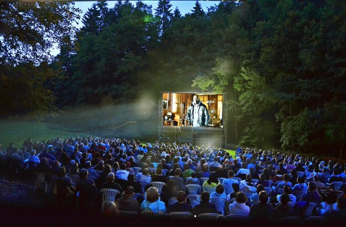 Adelberger Zachersmühle: Open-Air-Kino ade