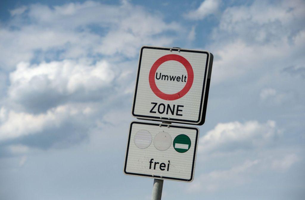 Stuttgart Viele Verstosse Gegen Die Umweltzone Stuttgart