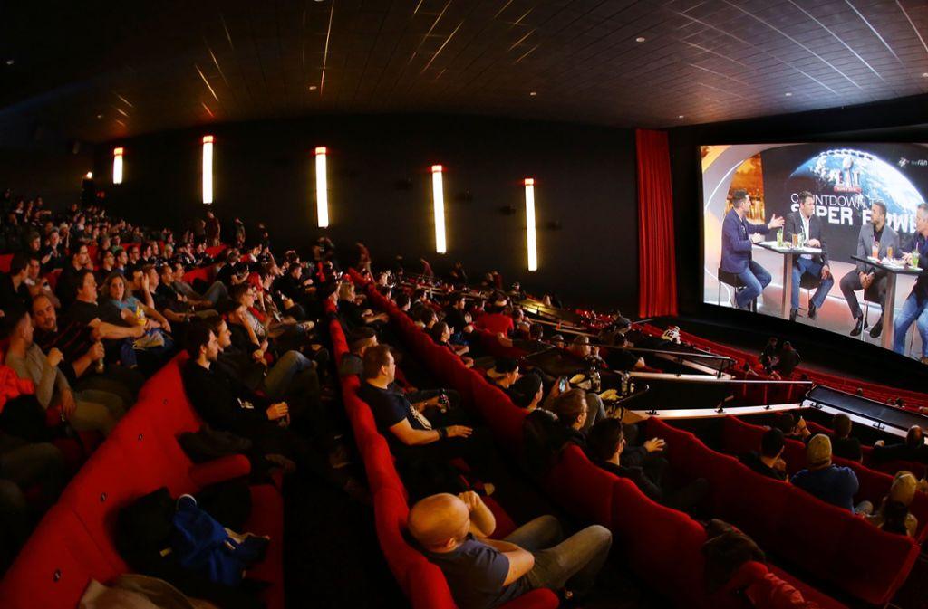 Kino Stuttgart Möhringen