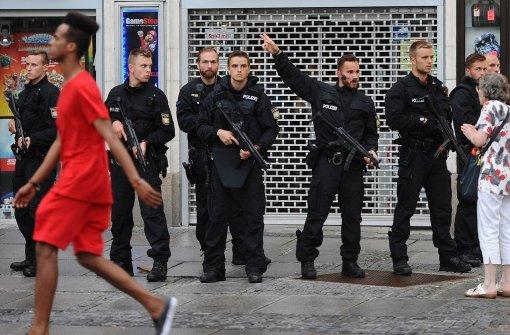 München im Ausnahmezustand