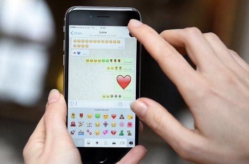 """""""Auch Emojis und Hotpants können Zeichen sein"""""""