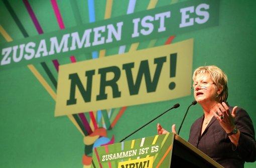 Grüne ziehen mit Löhrmann in Wahlkampf