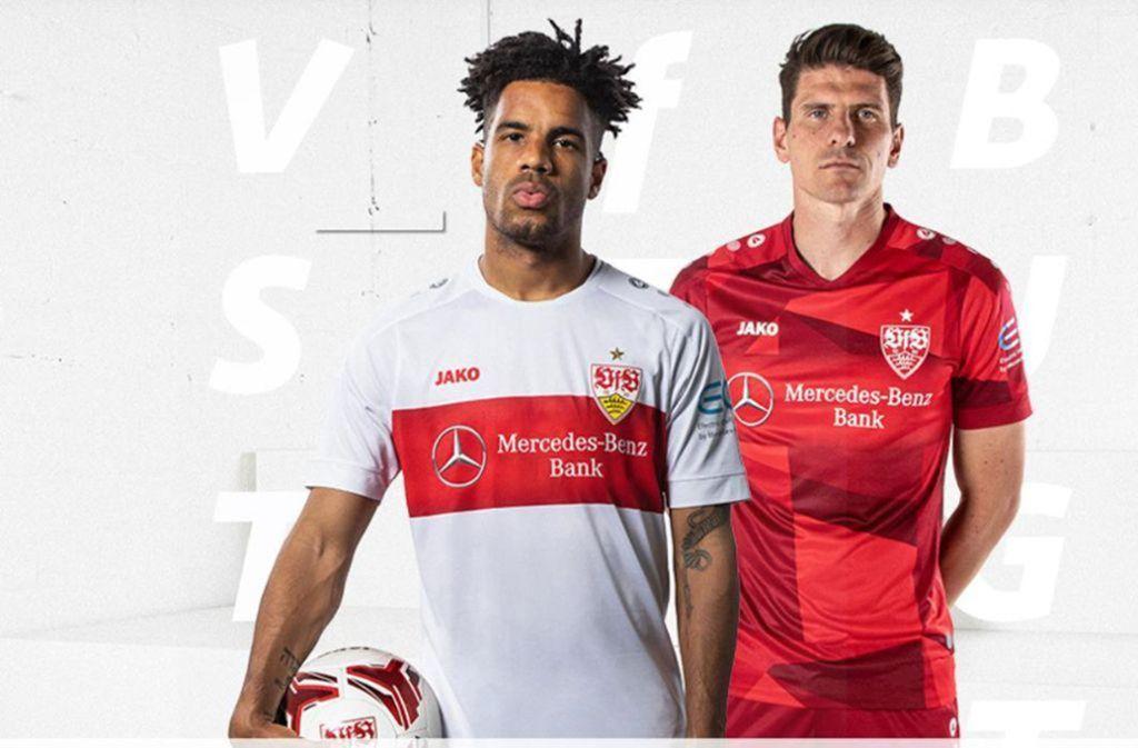 "huge selection of bdf1c acbef Neue VfB-Trikots: ""Jako hat abgeliefert"" - VfB Stuttgart ..."