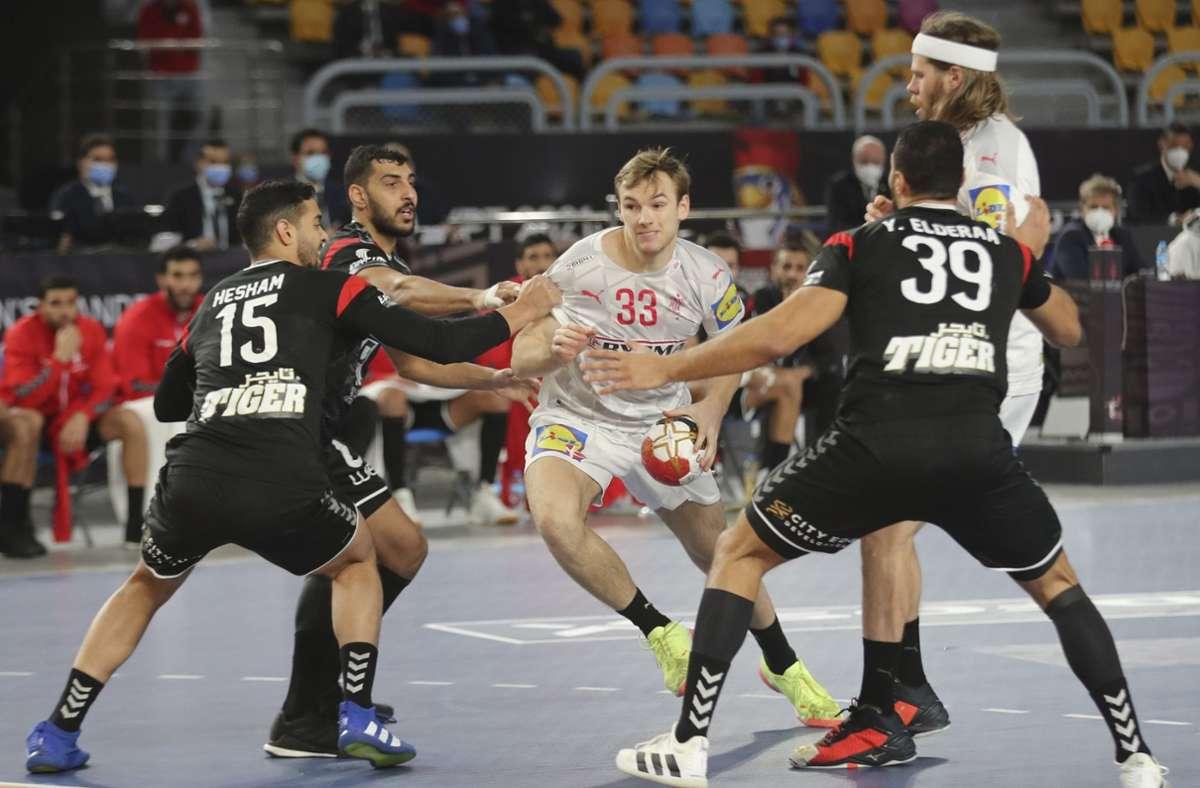 Spanien Dänemark Handball