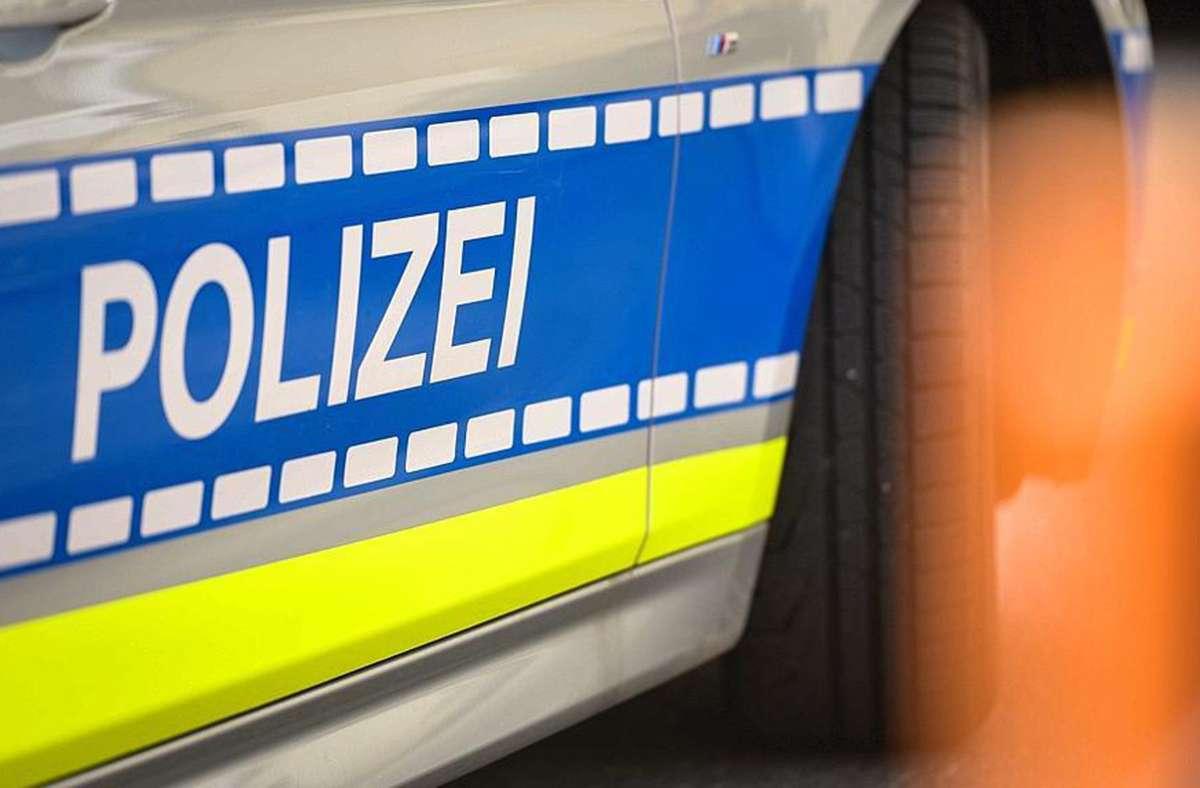 Ausrücken an den Einsatzort: Diesmal war die Polizei in Böblingen gefordert. Foto: Lichtgut/Max Kovalenko
