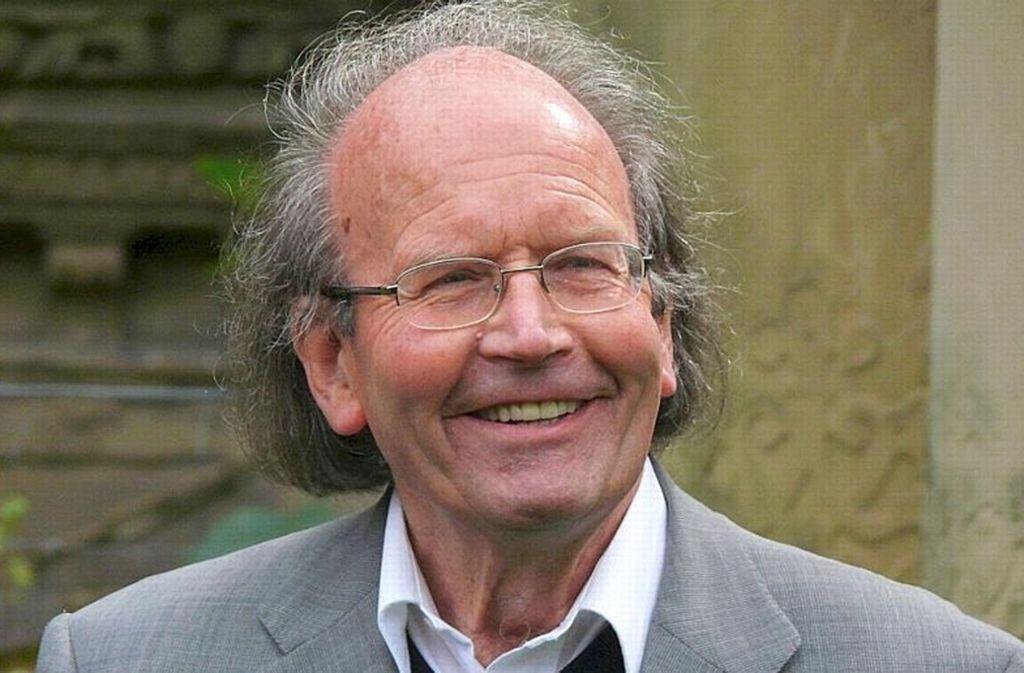 Roland ostertag ist tot architekt und engagierter b rger kultur stuttgarter nachrichten - Architekt goppingen ...