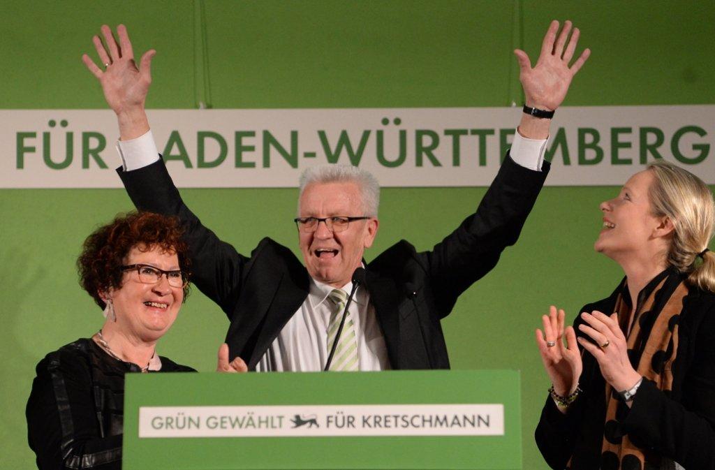 zdf-politbarometer: grüner kretschmann ist beliebtester