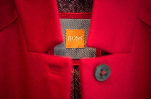 Gewinneinbruch bei Boss
