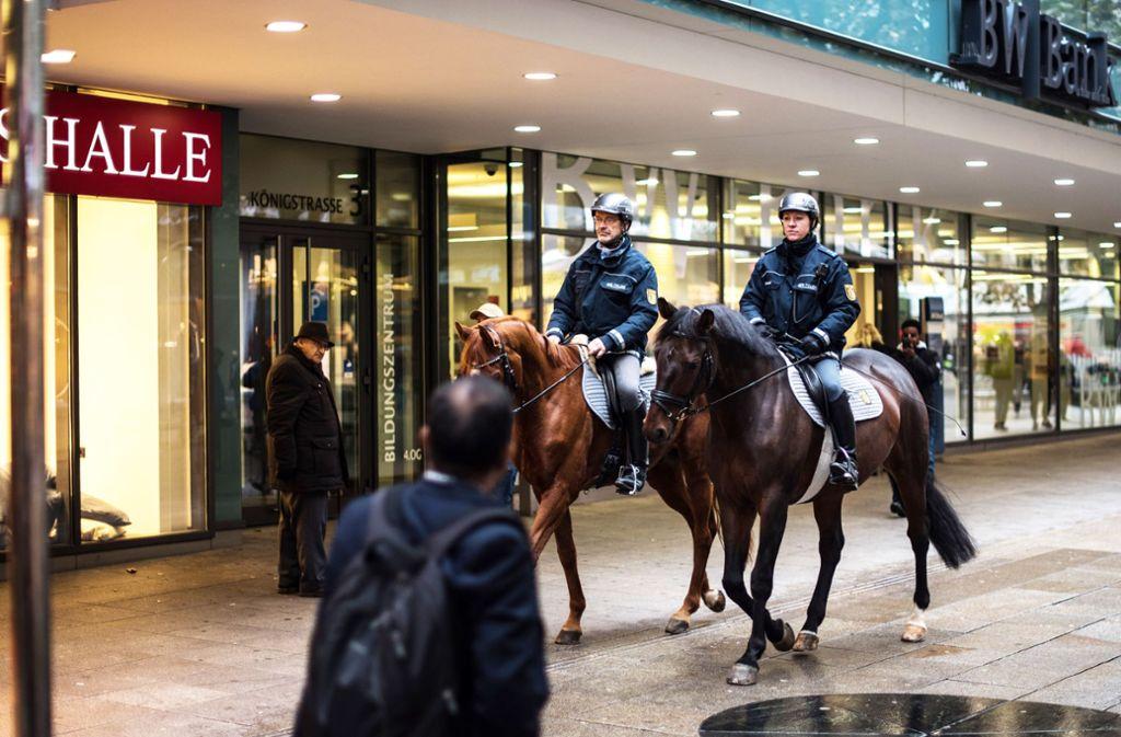 Polizeireiterstaffel Stuttgart