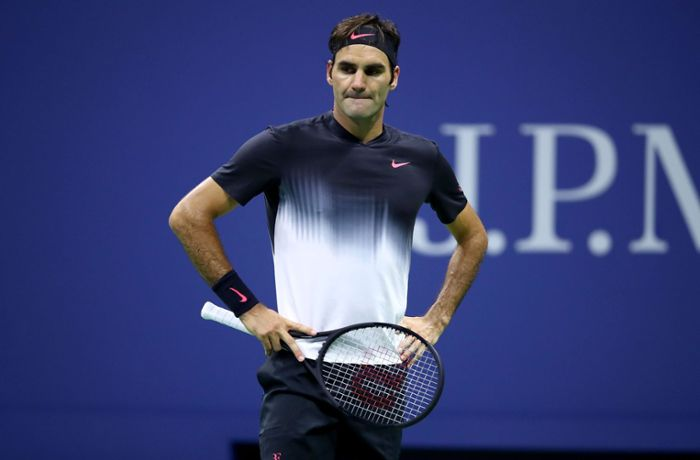 US Open in New York: Rafael Nadal weiter, Roger Federer raus