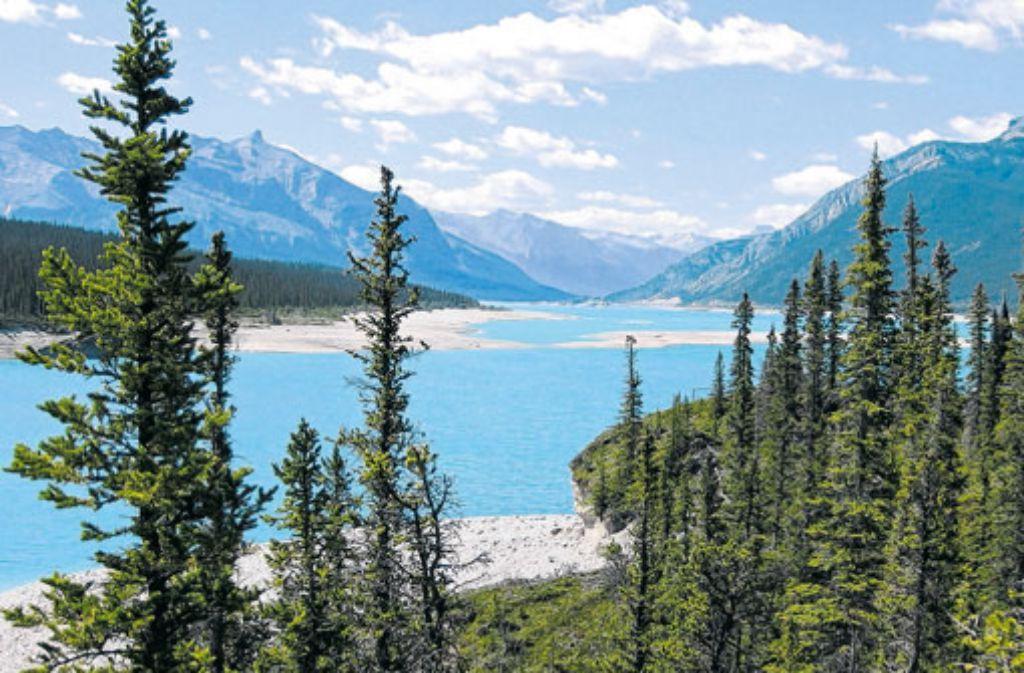 kanada wo ist mein zelt reise stuttgarter nachrichten