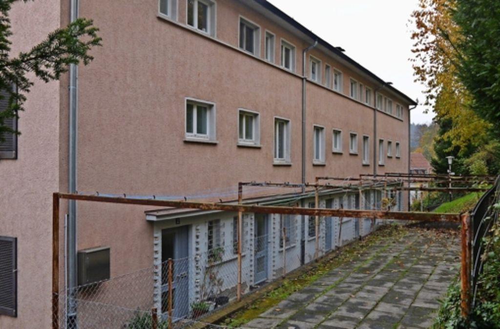 Siedlung ziegelklinge ein drittel der h user steht leer stuttgart s d stuttgarter nachrichten - Architekten kreis ludwigsburg ...
