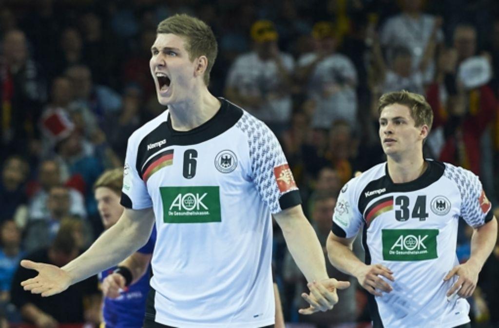 Handball Em Finn Lemke Hart Aber Fair Sportmix