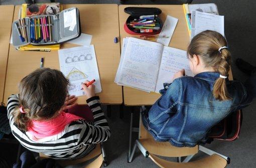 Viele Fünft- und Sechstklässler kommen im Unterricht nicht mehr mit Foto: dpa